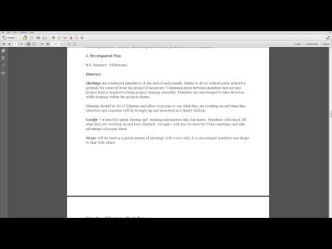 How to Make and Write a TDD (Technical Design Document) Part 2