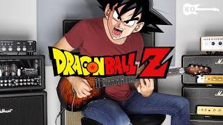 Dragon Ball Z Theme - Electric Guitar Cover by Kfir Ochaion