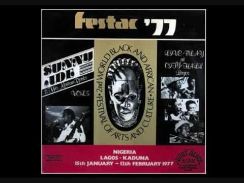 Sunny Ade & His African Beats ~ Festac '77 ~ Welcome To Nigeria / Bimo Laya Tiko Lewa / Oba Elejigbo