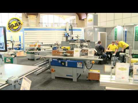 ROJEK, Woodworking Machinery – INDUSTRY 9