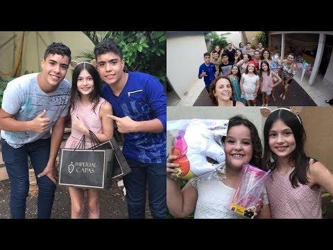 AMIGO OCULTO DOS YOUTUBERS DE CAMPO GRANDE MS