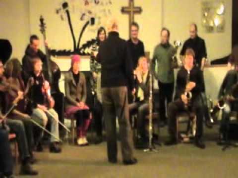 Wuppertaler Improvisations-Orchester:Sophienkirche,Wuppertal,20.1.12,Pt.I