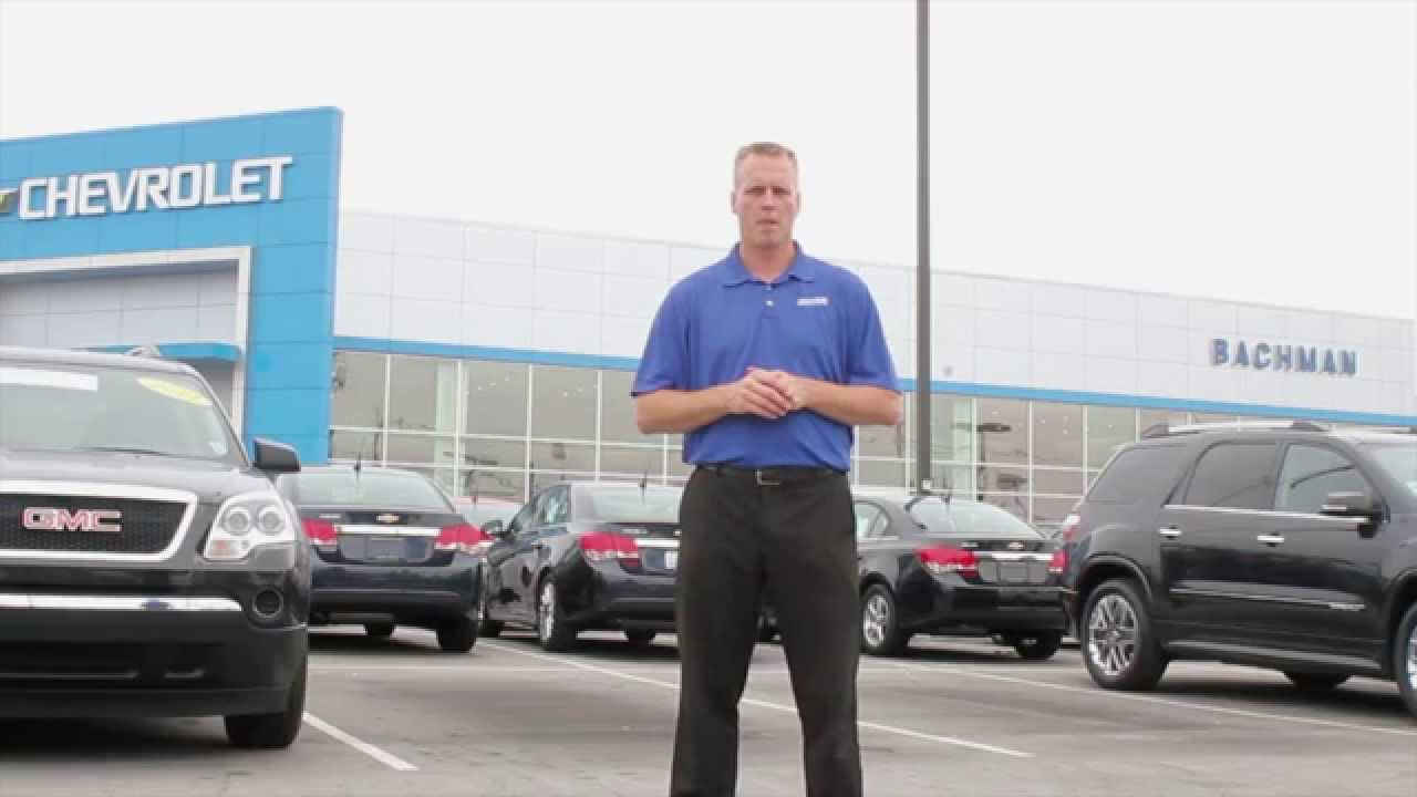 Louisville Chevy Dude Mike Davenport Sells Multiple Makes Bachman Chevrolet Youtube