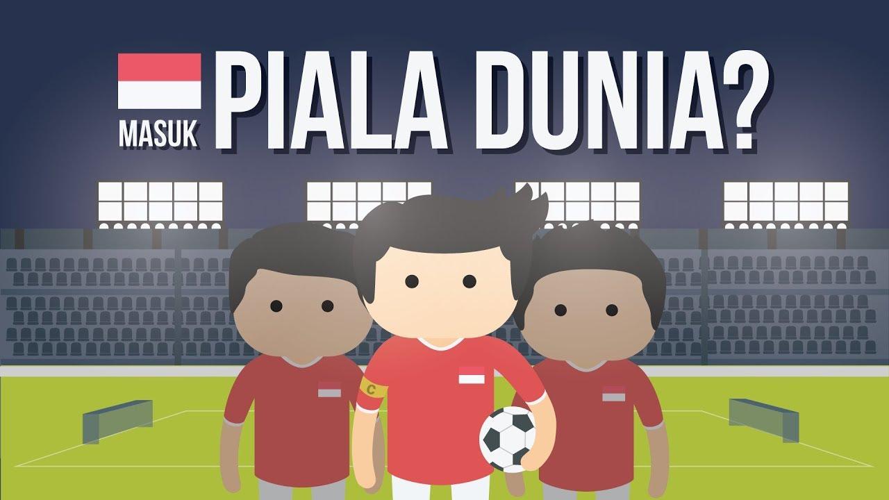 Kenapa Indonesia Enggak Pernah Lolos Piala Dunia?