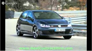 Golf GTI Contract Hire 0800 6890540  BestContractHirecom