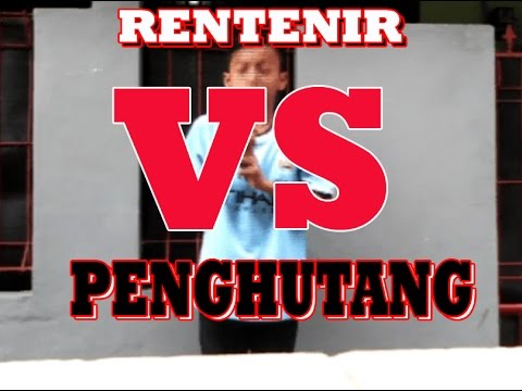 Image result for gambar rentenir