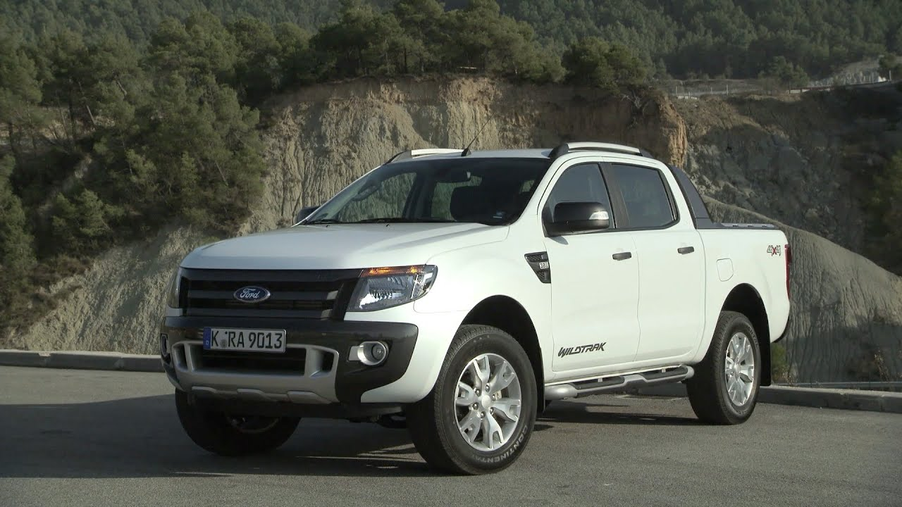 2012 Ford Ranger Wildtrak Hd Youtube
