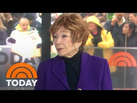 Shirley MacLaine: I Can Remember A Past Life In Atlantis | TODAY