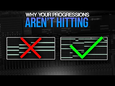 WHY YOUR MELODIES ARENT WORKING (HOW TO MAKE CHORDS NO MUSIC THEORY)