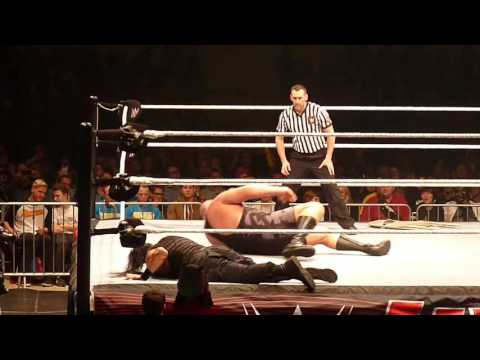 WWE Live Event in Warsaw: Roman Reigns vs. Big Show