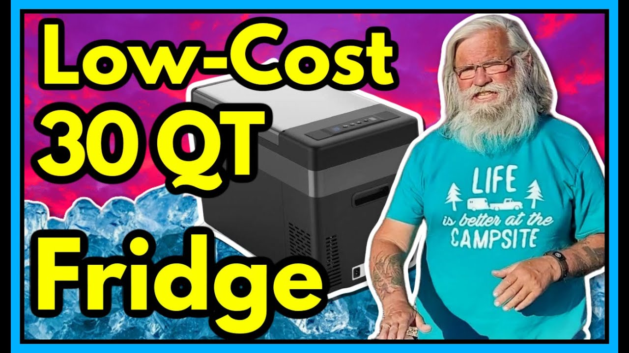 Download The Perfect Size Portable 12V Fridge! 30 Quart F40C4TMP Unboxing and Initial Review!
