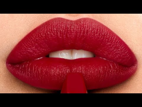 Lipstick Compilation Beauty Tips For Every Girl 2020  Makeup Hacks