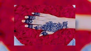 Back Hand Mehndi Design For Eid||Latest 2021 Mehndi Design||Mahandi for girls 2021||AyatImran