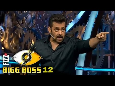 Bigg Boss 12  - Grand Finale 2018 | Full Launch Video | Colors Tv Salman Khan Bigg Boss 12 2018
