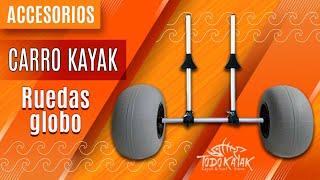 Vídeo: Carro Kayak YK-02017S