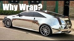 Wrapping a car, Pros/Cons and Price