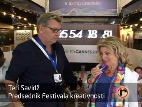 Terry Savage, Chairman, Cannes Lions - International Creativity Festival