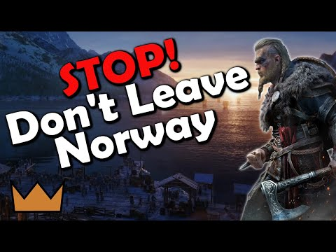 How to WASTE Time in Valhalla's Norway! (Valhalla Side Quests)