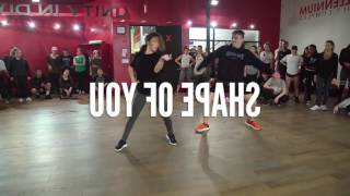 [MIRRORED] ED SHEERAN - Shape Of You | Kyle Hanagami Choreography