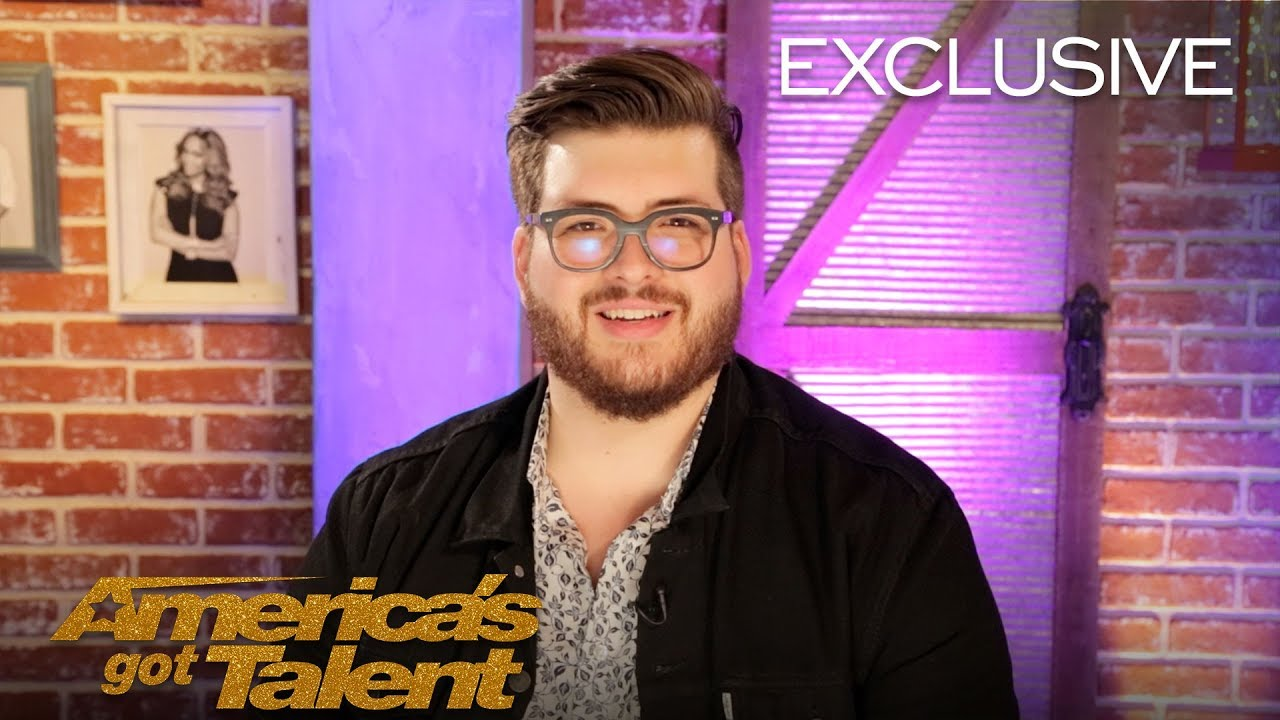 Noah Guthrie Is Thrilled With His America's Got Talent Audition - America's Got Talent 2018