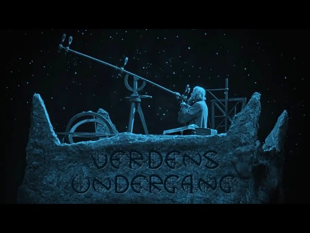 Verdens Undergang: Dark ambience from Interstellar Radio