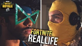 REALLIFE FORTNITE DANCE BATTLE!! Official Dance Video by Danergy