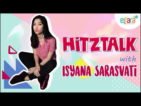 Isyana pilih Raisa atau Banda Neira? #HITZTALK Elfara FM with ISYANA SARASVATI