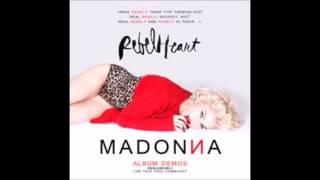 Madonna - Heartbreak City (Demo)