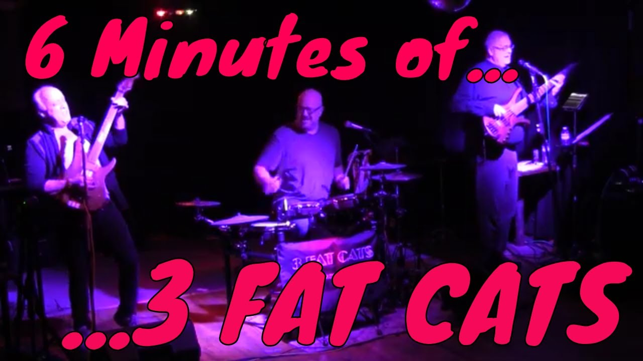 Download 6 Minutes of.... 3 Fat Cats LIVE! 3FC Live Show Demo 21 Songs Roland GR-55