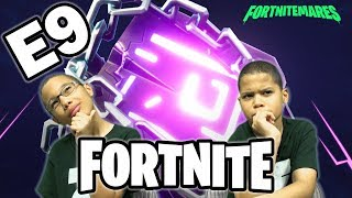 FORTNITE - CUBE IS CRACKING BALLOONS DEFY GRAVITY (fr) Nintendo XBox PS4 PC Mobile Crossplay avec Subs