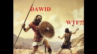 Biblia Bez Cenzury - Dawid I Goliat – Wydaje Ci Się Że Znasz Prawdę ? Sprawdź !!!