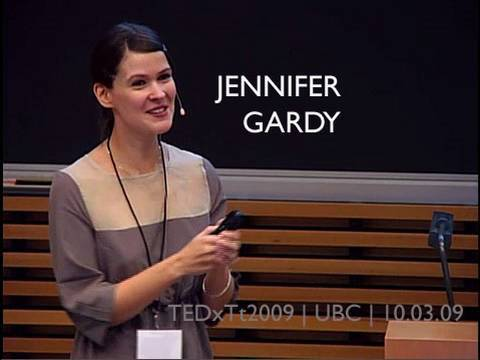 Public health in the 21st century -- the open-source outbreak | Jennifer Gardy | TEDxTerryTalks