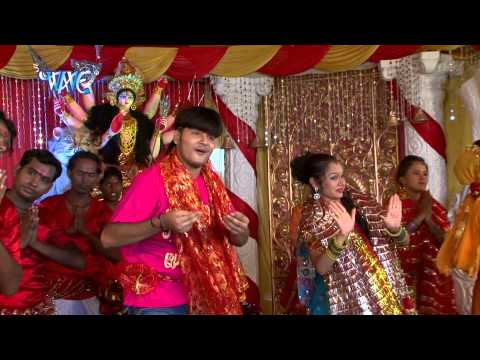 Sherawali Ke दरबार सजल बा | Ae Maiya Sherawali | Arvind Akela Kallu Ji | Bhojpuri Devi Geet 2015