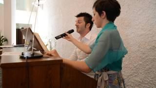 Video canto 'Come ti ama Dio' Matrimonio Anna Manicone e Michele Mocciola 24-08-2013