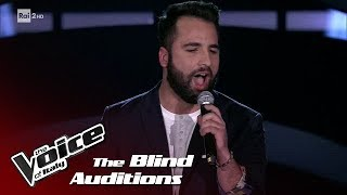 "Giovanni Saccà ""Who wants to live forever"" - Blind Auditions #3 - The Voice of Italy 2018"