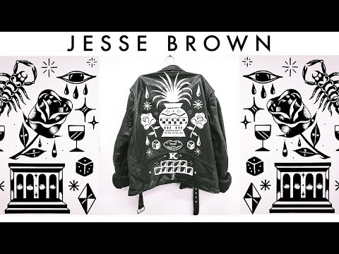 JESSE BROWN: ARTIST INTERVIEW AND STUDIO TOUR
