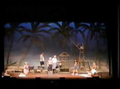 Gateway Playhouse Set Rentals- South Pacific