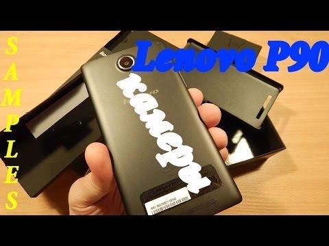 Lenovo P90 камеры