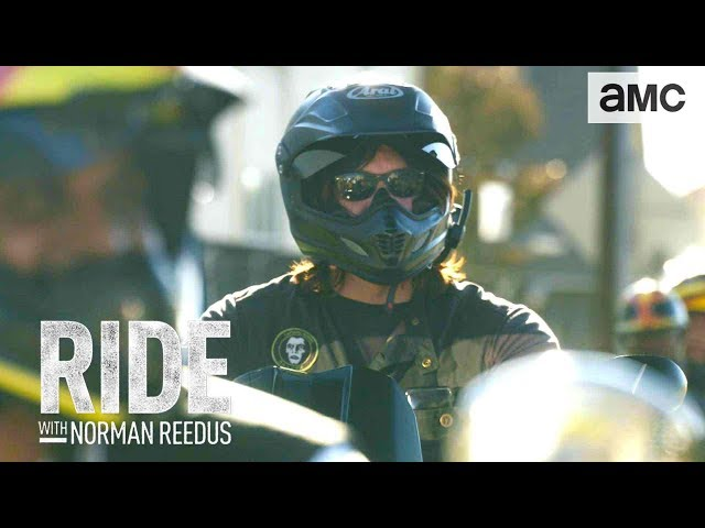 Riding w/ Steven Yeun & the East Bay Dragons Talked About Scene Ep. 302 | Ride with Norman Reedus