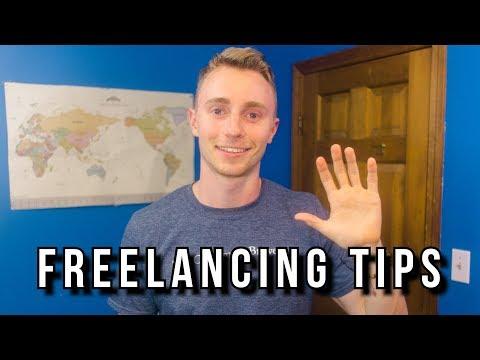 Freelance Tips for Beginners