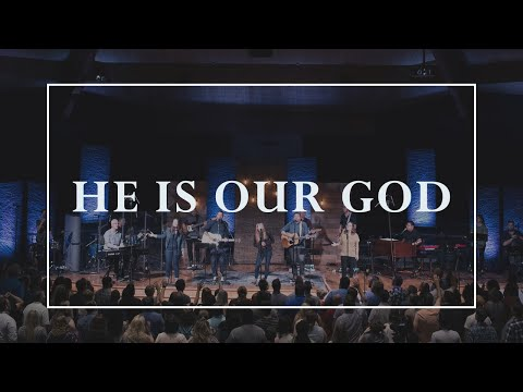 He Is Our God •Prayers of the Saints Live