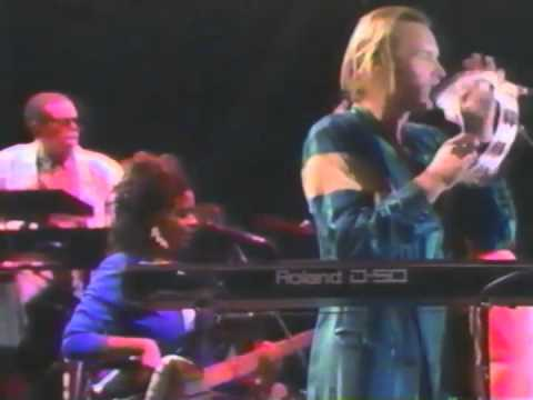Sting - Don't Stand So Close To Me - Live at Amnesty International 1988