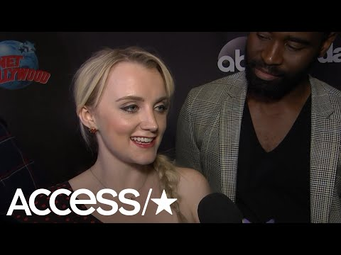 'Harry Potter' Alum Evanna Lynch Talks Taking On Why She Wanted To Do 'DWTS'  Access