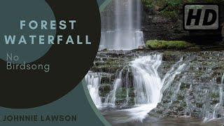 Repeat youtube video Relaxing Sounds of Nature & Soothing Waterfall-Natural Sounds for Sleep-Calm Relaxation-Meditation