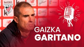 🎙️ Gaizka Garitano | pre Elche CF - Athletic Club | Copa 2019-20