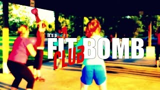 FIT BOMB - Heaven to hell with a Kettlebell (Thanks FIT CLUB)