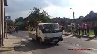 Dożynki parafialne - Kamienica - 07.09.2014