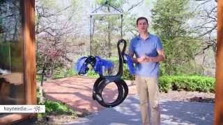 Pony Pal Tire Swing - Product Review Video