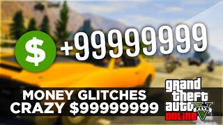 GTA 5 Online Money Glitches, RP Glitches and Car Duplication Banned off Youtube!