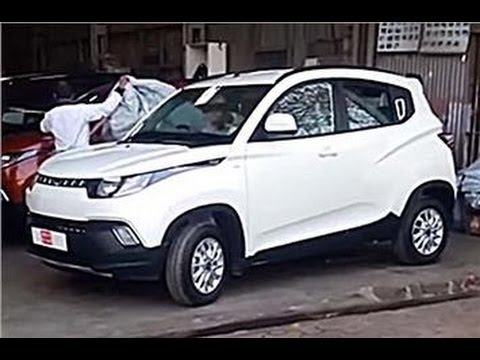 mahindra kuv 100 launched in india 2016 budget suv in india new suv in india youtube. Black Bedroom Furniture Sets. Home Design Ideas